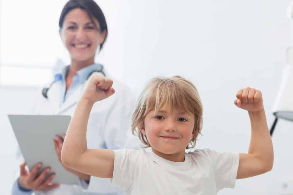 Regular Well Visits with Pediatrician