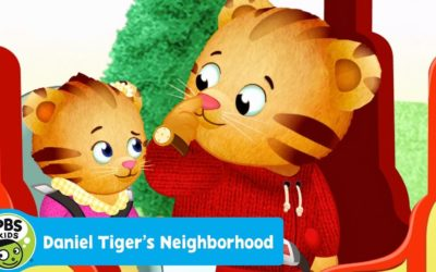 Study Shows Daniel Tiger's Neighborhood Helps Kids Learn Important Life Lessons
